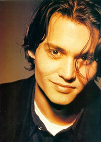 ¿Johnny Depp? ¿Inquieto, excéntrico, rebelde, inconformista? Simplemente, Johnny Depp.