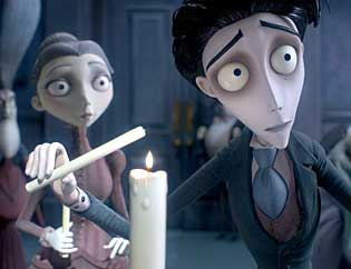<strong>THE CORPSE BRIDE</strong>