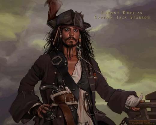 <strong>Piratas del Caribe. La maldición de la perla negra</strong>
